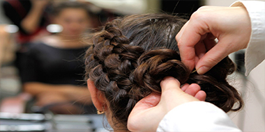 ladies hairstyle