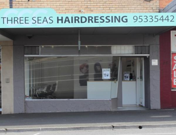 Three Seas Hair Dressing Salon shop